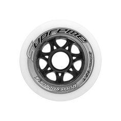 Rollerblade Hydrogen 100mm 85A Wheels /& Headband Bundle