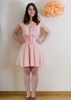 Reglisse dress (Deer and Doe) - i'm totally loving the Spring/summer collection from Deer and Doe