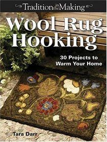 Studio of Traditional Rug Hooking and Hand Crafted Soap - The