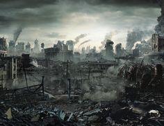 Imagine após 2012 o mundo assim!