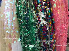 Sequin Kimono, Sequin Top, Purple Gold, Pink, Beautiful Mask, Kimono Jacket, Cool Fabric, Iridescent, Custom Design