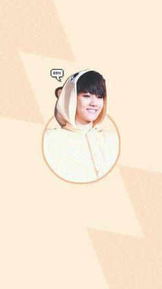 Baekhyun Wallpaper | EXO  #Baekhyun #EXO #Squirrel