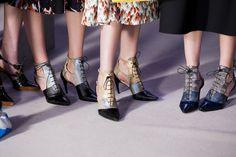 Christian Dior | Fall 2016 | Paris Fashion Week | mens inspired shoes