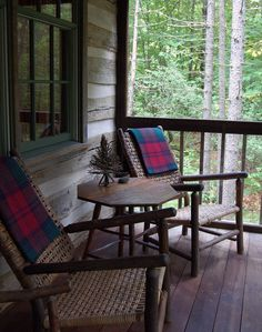 Twin Farms - All Inclusive Vermont Resort and Spa Old Hickory Furniture, Log Cabin Furniture, Rustic Wood Furniture, Western Furniture, Furniture Design, Log Home Interiors, Rustic Interiors, Lodge Look, Colorado Homes