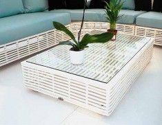 Mesas De Centro Para Exterior.Las 165 Mejores Imagenes De Mesas Terraza Y Jardin