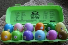 Totally Tots: Easter Resurrection Eggs - really extensive write up of what she shared during the lesson time each day w scripture Easter Egg Designs, Easter Ideas, Resurrection Day, Easter Story, Easter Activities, Egg Hunt, Holiday Fun, Holiday Ideas, Easter