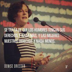 """Ser líder es ser feminista"": Denise Dresser | ActitudFEM"