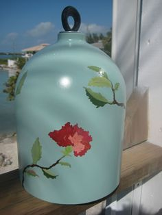 Great way to repurpose scuba tanks! I want one!