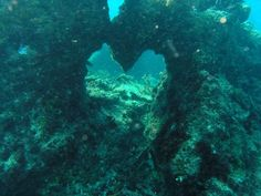 Heart shaped tunnel