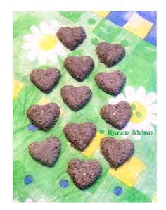 Heart shaped #Seed Bombs - Special & bulk orders on #Etsy
