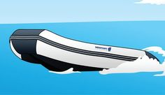 This inflatable boat buyers guide is created to inform prospective inflatable boat buyers of the different types, history of the product category, and ideal suggestions for use and personal pairings. Inflatable Boats, Canoes, Boat Design, Buyers Guide, Water Crafts, Kayaking, Whimsical, Camping, Pop