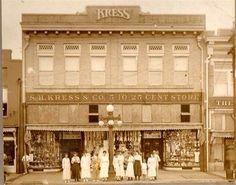 Kress General Store Historic Downtown Tuscaloosa, Alabama