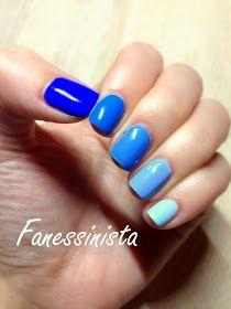 Fanessinista: (Lacke in Farbe... und bunt!) Ombre Nails