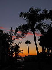 Dusk at Mission Bay, San Diego (Jay Tilston) Tags: