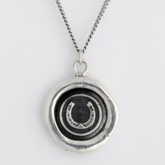 Horseshoe Talisman Necklace