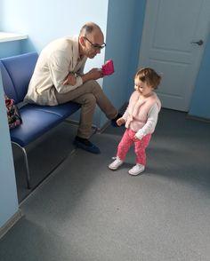 С Машей и с дедушкой ничего не страшно #медика #смелыемалыши #сдобрымутром
