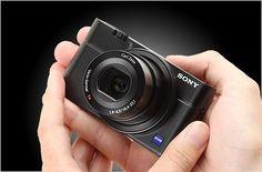 Ensaio Sony RX100