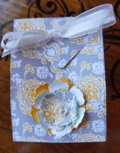 TxStampinSharon: All In One Bag with Envelope Punchboard