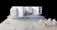 Образовательный центр Политехнического музея и МГУ построят итальянцы Fuksas