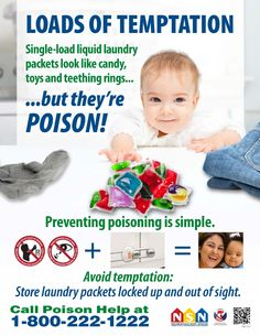 Single-use laundry packets are poison. Store them out of reach of children and pets. More info @ http://www.cleaninginstitute.org/laundry_packets/.