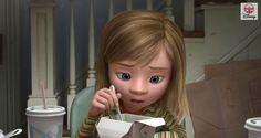 """The video description says: """"Growing up can be a bumpy road, and it's no exception for Riley, who is uprooted from her Midwest life when her father starts a new job in San Francisco"""" 