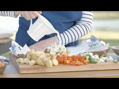 AURA perunat grillissä | Valio reseptit - YouTube