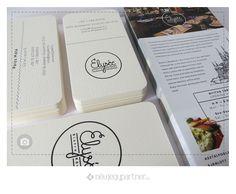 Kreatív Névjegykártya készítés l NévjegyPartner