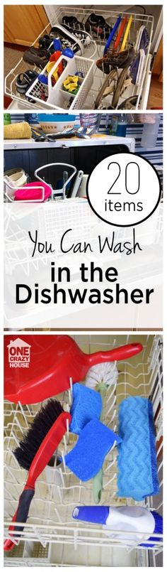 Unexpected Dishwasher Hacks To Clean Everything Coupon Lady - 14 brilliant cleaning hacks that will change the way you clean your home