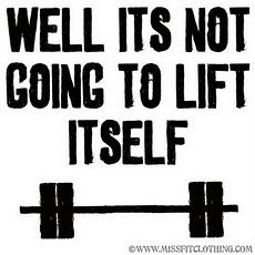 Lifting Motivation | Fitness | Why Weight Training | Lift Heavy Weights | Get Outside Your Comfort Zone | Enjoy Your Healthy Life