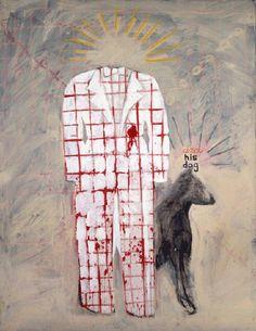 JULIAN SCHNABEL http://www.widewalls.ch/artist/julian-schnabel/ #contemporary #art #sculpture