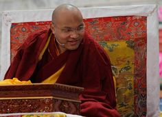 """How do I do that? ~ 17th Karmapa http://justdharma.com/s/n80pr  In essence all of us want to be good people and accomplish the benefit of others. But the trick is to ask ourselves the question, """"How do I do that?""""  – 17th Karmapa  source: https://www.facebook.com/karmapa"""