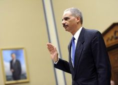 WHAT.A. JOKE.: (Article:) DOJ (Eric Holder) Report Says Holder Is Not to Blame for Botched Operation Fast and Furious | myHeritage