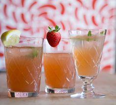 Peach Kombucha, Lychee Juice Created by: Ryan Malcom of New Theatre Mandarin Vodka, Lychee Juice, Vancouver Island, Mardi Gras, Theatre, Health, Ethnic Recipes, Food, Essen