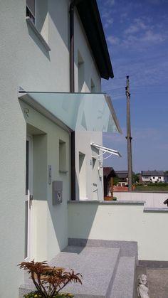 Shieldblock Vordach LED System integriert Design Technik SM Led, Outdoor Decor, Design, Home Decor, Glass Roof, Porch Roof, Homemade Home Decor, Design Comics