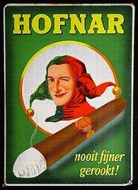 Fifties Life Style Jaren Vijftig : sigaretten, tabak en sigaren