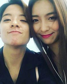 Amber & Luna