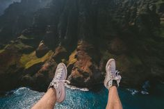 The more I read about it, the more I was convinced that this had to be one of the most spectacular hikes in the world; if only I could participate. Hawaii Travel, Solo Travel, Hawaii Strand, Bohinj, Turtle Bay, Beyond The Sea, Blog Names, Bus Ride, Nature Quotes