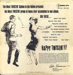Del-Fi LP BackCover 1962