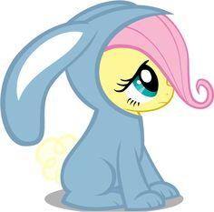 My Little Pony: Friendship is Magic Bunny Fluttershy