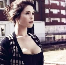 It's all about the British!! ;) For those of you who don't know this wonderful actress, her name is Gemma Arterton