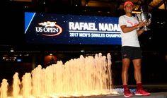 Nadal kukuh cengkaman takhta No 1   PARIS: Rafael Nadal mengukuhkan kedudukannya di ranking nombor satu dunia selepas menjuarai Terbuka Amerika Syarikat (AS) semalam ketika Roger Federer merampas tangga kedua daripada Andy Murray.  Bintang tenis Sepanyol Nadal dan pemenang 19 kali Grand Slam Federer sudah lama menghuni kedudukan pertama dan kedua dalam senarai pemenang terbanyak gelaran major namun ini kali pertama sejak 2011 kedua-duanya berada di tangga satu dan dua berdasarkan kedudukan…