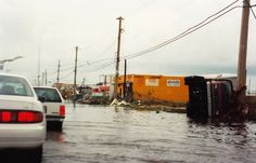 Hurricane Andrew 1992- South of Miami