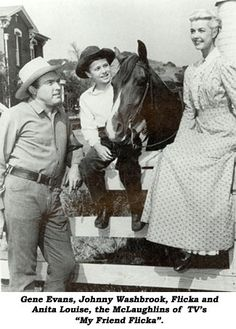 My Friend Flicka 1955-1958