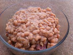 Crock Pot Navy Bean and Ham Soup