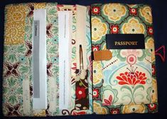 SerendipitiJoy: Tutorial: Travel Wallet