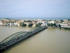 Saint-Louis, la Venise africaine