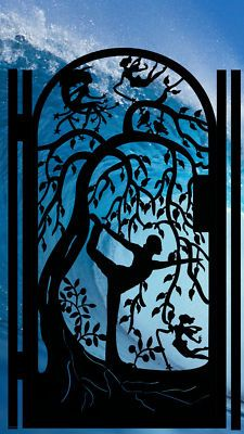 Yoga Custom Estate Garden Iron Metal Art Entry Gate | eBay