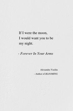 If I Were The Moon | Alexandra Vasiliu