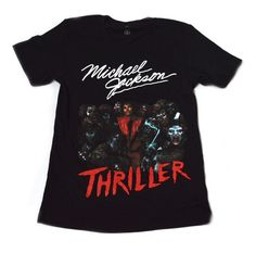 My son would love this shirt! He is such a huge Michael Jackson fan. He would wear something like this every day if he could!