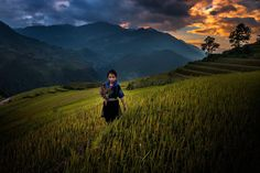 500px'te Ratnakorn Piyasirisorost tarafından People in Mu Cang Chai fotoğrafı